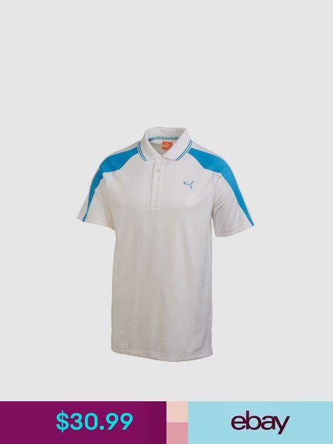ea75e6c8d80b Puma Golf Athletic Apparel  ebay  Clothing