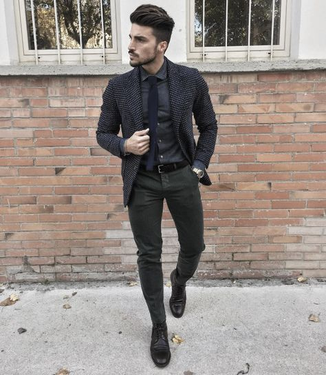fb416f00b7 Business Casual Attire For Men - 70 Relaxed Office Style Ideas ...