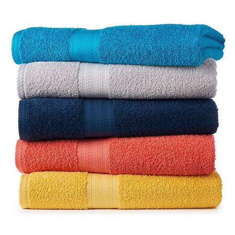The Big One Brights Bath Towel Bath Towels Towel Bath