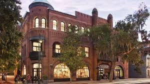Savannah College Of Art And Design Main Campus Is In Savannah