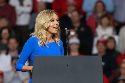 Trump Has A New Press Secretary Who Knows How To Defend Him In 2020 Kayleigh Mcenany Trump Press Secretary Trump New