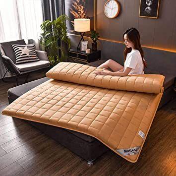 Breathable Futon Tatami Mattress Pad