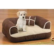 Cama Para Perros En Forma De Sofa Mediano Cachorro Gato Perros