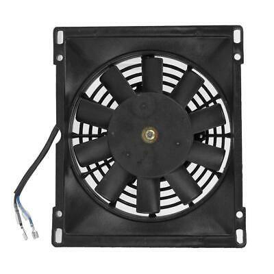 Advertisement Ebay 12v Radiator Cooling Fan Rectangle Water