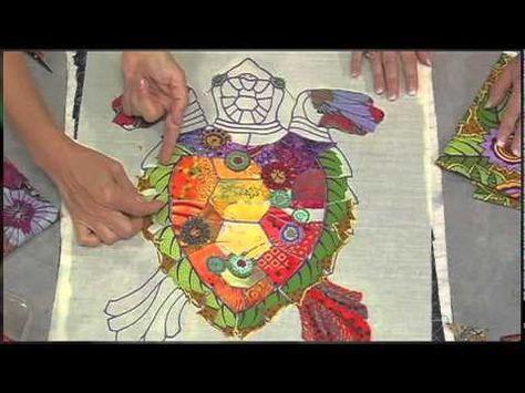 The Quilt Show: Trailer 801 - Susan Carlson