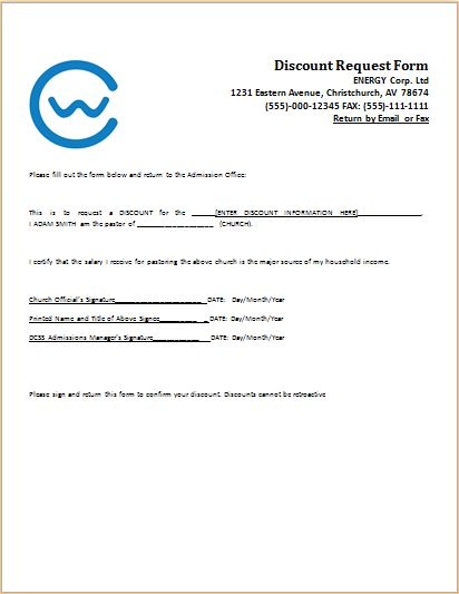contract request form template at worddoxorg Microsoft - Petty Cash Request Form