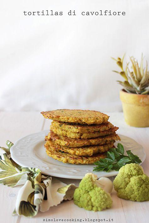 Tortillas di cavolfiore - cauliflower tortillas http://simolovecooking.blogspot.it/2015/01/tortillas-di-cavolfiore.html