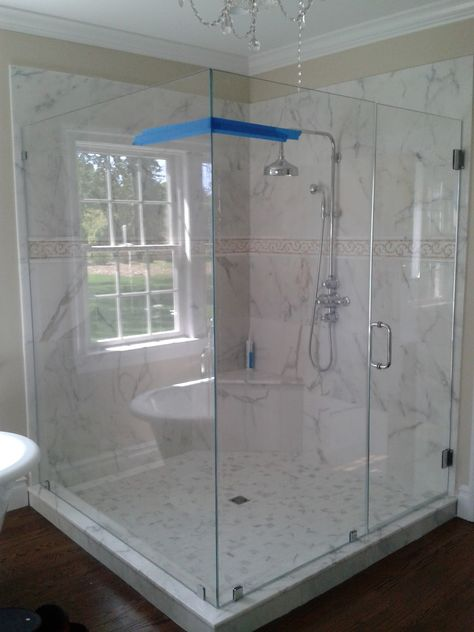 Frameless Shower Doors New Jersey Cost For Contemporary