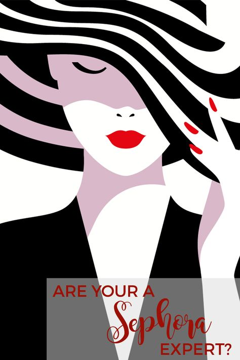 QUIZ: Are You A Sephora Expert? A beauty know-it-all? A makeup guru? See if you can answer all these questions!