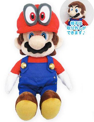 "Super Mario 5/"" Action Figure NEW /& SEALED Super Mario Odyssey Luigi Outfit"