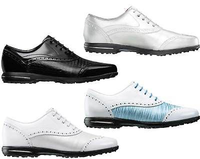 Golf Shoes 181147  Ladies Footjoy Tailored Collection Womens Golf Shoes New  - Choose Color And Size! -  BUY IT NOW ONLY   79.99 on  eBay  shoes  ladies  ... bf00318537d