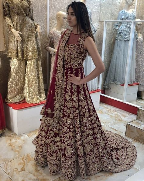 MashALLAH what a beauty of design ,colour and fall only @ your favourite bridal store 399 Stratford road Birmingham and…