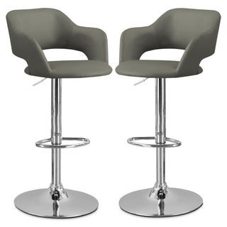 Superb Riko Adjustable Stool 87Cm To 109Cm Structube Caraccident5 Cool Chair Designs And Ideas Caraccident5Info