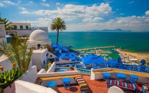 سيدي بوسعيد تونس Tunisia Seaside Towns Travel