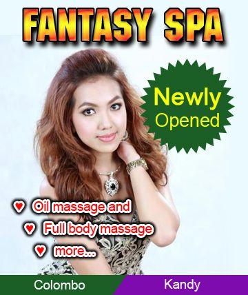 Fantasy Spa   Massage in Sri Lanka   Massage center, Massage, Spa
