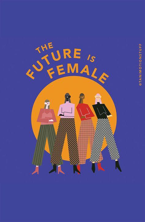 Únete al contingente Malvestida con estos pósters por el Día de la Mujer