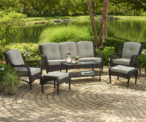 replacement patio cushions