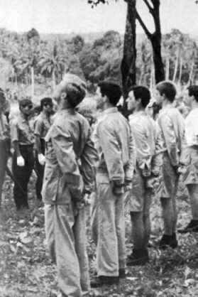 the brutal and inhumane experience that the pows of wwii endured In enemy hands: a prisoner in north korea zellers endured brutal conditions and inhumane treatment of american pows on bataan during world war ii.