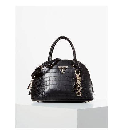 Guess SAC À MAIN MADDY IMPRIMÉ CROCO in 2020 | Bags, Fashion
