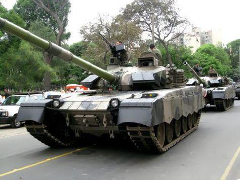 Al Khalid / MBT-2000 tank