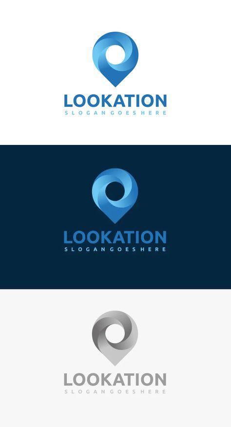 Location Logo Vector