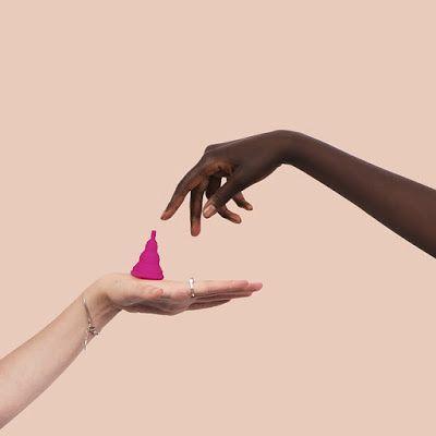Desde El Interior Nuevo Post Sobre Las Copas Menstruales En Nuestro Blog No Te Lo Pierdas Copa Menstrual Copas Menstruales Dolor De Menstruacion