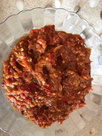 Resep Sambal Terasi Buat Lalapan Oleh Leona Collenxia Resep Ide Makanan Resep Masakan Resep