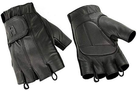 Top 10 Best Fingerless Motorcycle Gloves In 2020 Reviews With