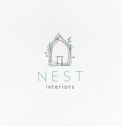38 Ideas House Logo Ideas Circles For 2019 With Images House