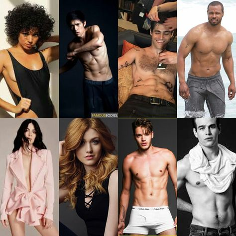 Shadowhunters Cast is freaking sexy!