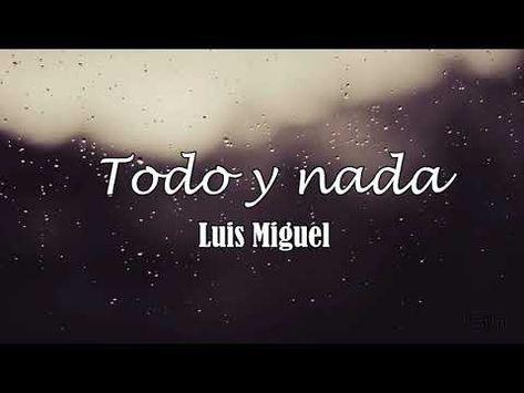 2 Ideas De Canciones Canciones Luis Miguelitos