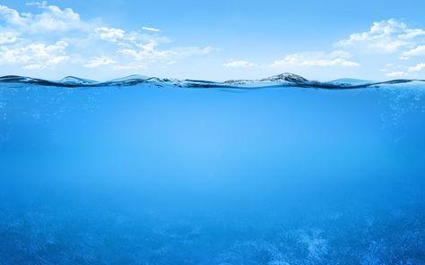 Ocean Sea Lake River Underwater Wallpapers Hd Free Download Desktop