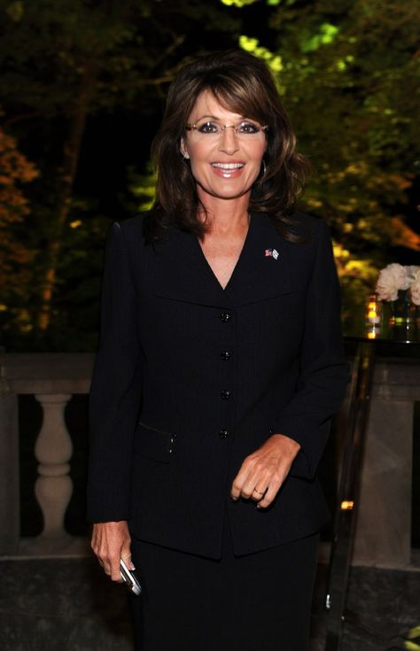 Sarah Palin...true American!!! Like her or not she speaks her mind, blows through the media bull crap and makes a lot of sense.