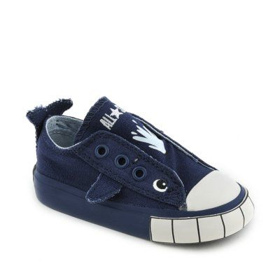 Toddler Converse Chuck Taylor All Star Simple Lo Slip On Shoe