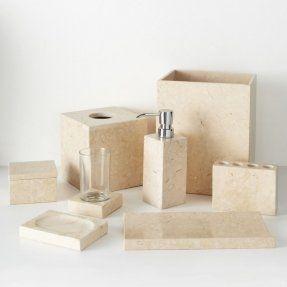 Stone Bathroom Accessories Ideas On Foter Marble Bathroom