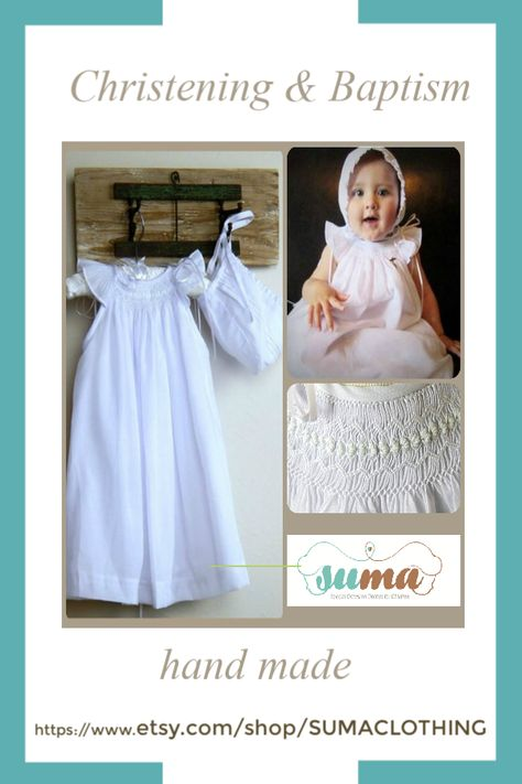 8e78b2d8d Baby Girl Christening Dress