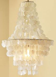Chandelier from pottery barn teen kids pinterest pottery barn pottery barn pb teen capiz classic chandelier hardwire new in box mozeypictures Image collections