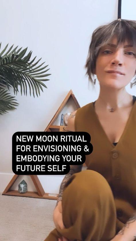 New moon ritual