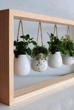 Flavorindoor Versatile Addition Planters Gardens Hanging