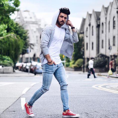Men's Fashion: Street Style Via Our Good Friend