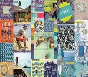 Indigo pinpoints Colour, Print and Pattern Trends S/S 2014