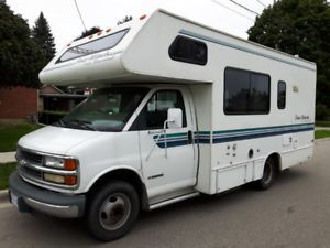 1998 Chevy Four Winds 21 Feet Recreational Vehicles Chevy Kijiji