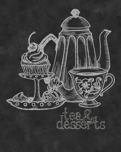 This piece of art features Chalkboard Kitchen Art is crafted for years of enjoyment. A custom made, unique Kitchen Chalkboard