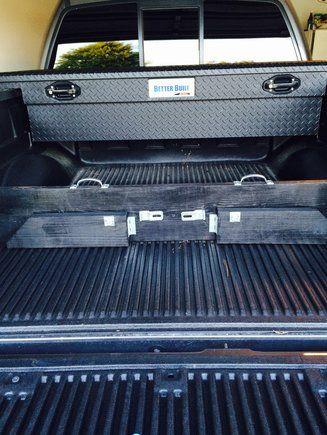Ford Truck Bed Divider : truck, divider, Trucks