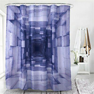 Advertisement Creative Digital Shower Curtain Printing Polyester Waterproof Bathroom Art Adorn In 2020 Digital Showers Bathroom Art Curtains