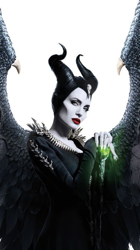 Movie, fantasy movie, witch, Maleficent: Mistress of Evil, 1440x2560 wallpaper