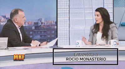 ESTUDIANDO  Creciendo  y Tu ¿?: # Los mejores momentos de Rocío Monasterio en Los ...