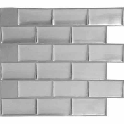 Self-adhesive Wall Tiles