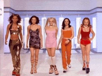 Who got to be Baby Spice in the Spice Girls.