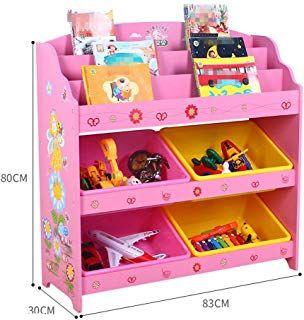 Liufenglong Kids Toy Storage Organizer Kids Toy Storage Organizer With Plastic Bins Storage Box She Kids Storage Bins Toy Storage Organization Kid Toy Storage